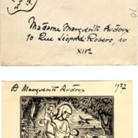 Archives Marguerite Audoux